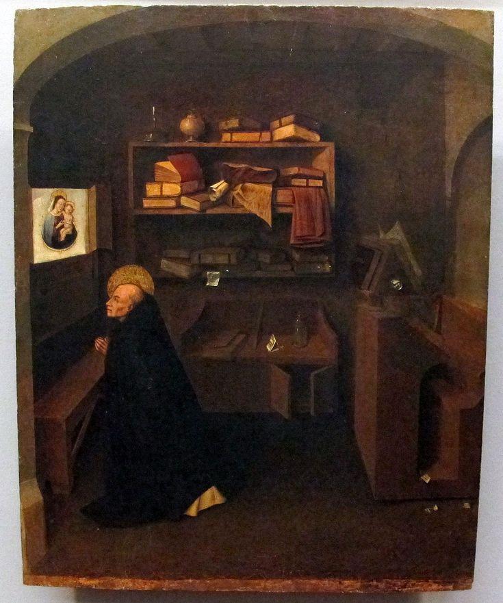 Colantonio, s. vincenzo ferrer e sue storie, 1460 ca., da s. pietro maggiore 05. Galleria Napoletana (Museo di Capodimonte).