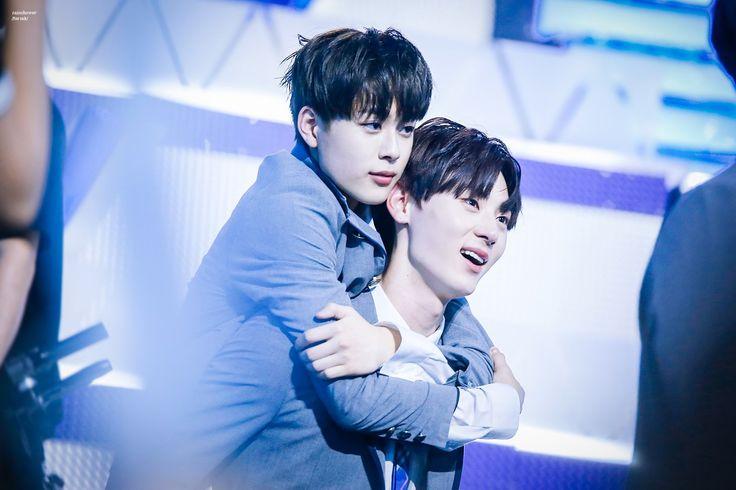 Hwang Minhyun & Yoo Seonho