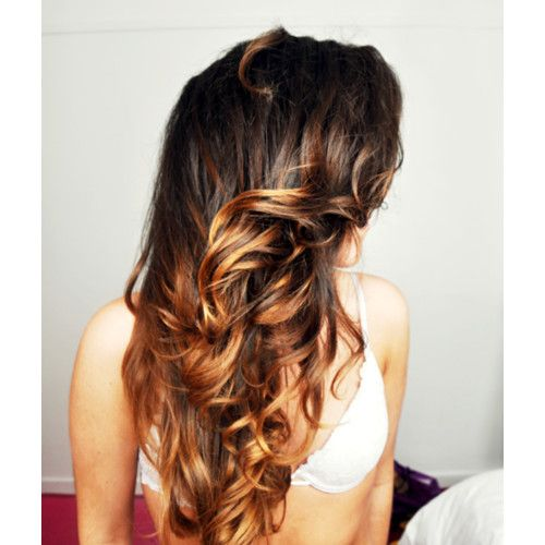 Brown Ombre Hair Tumblr