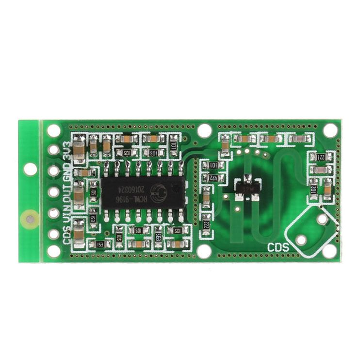 1/5/10/20 x RCWL-0516 Microwave Radar Sensor Switch Module Human Motion Detector #RCmall