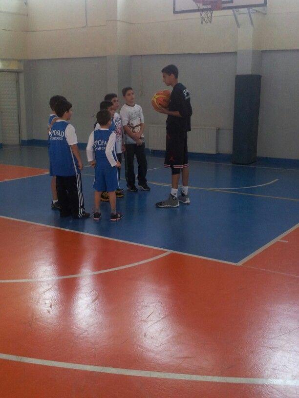 Spoyad basketbol akademi