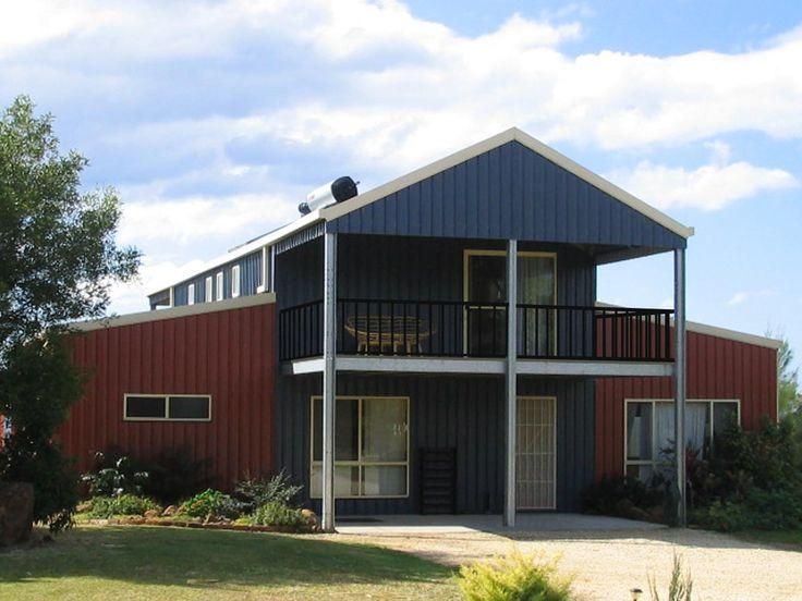 livable barns | Barns - Steel sheds, barns and stables.