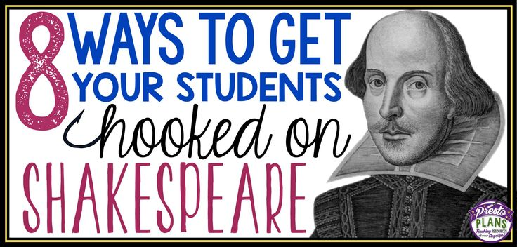Presto Plans is on a mission to transfer her love for Shakespeare's work to her students. Discover her tips and tricks right here.