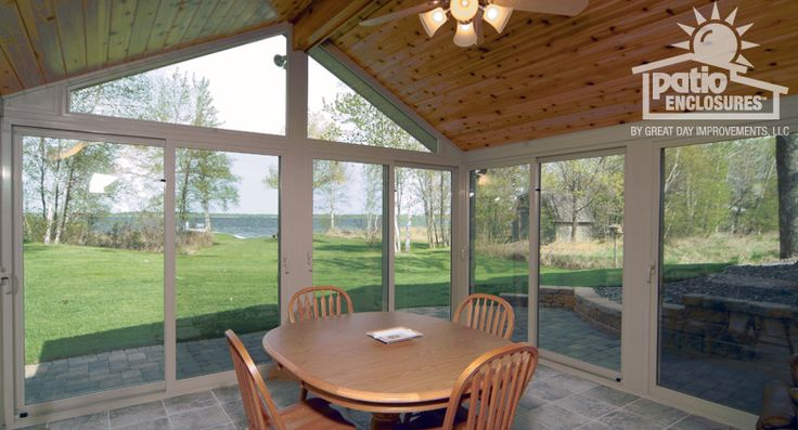 53 best covered 2nd floor deck sunroom images on pinterest for Room addition kits