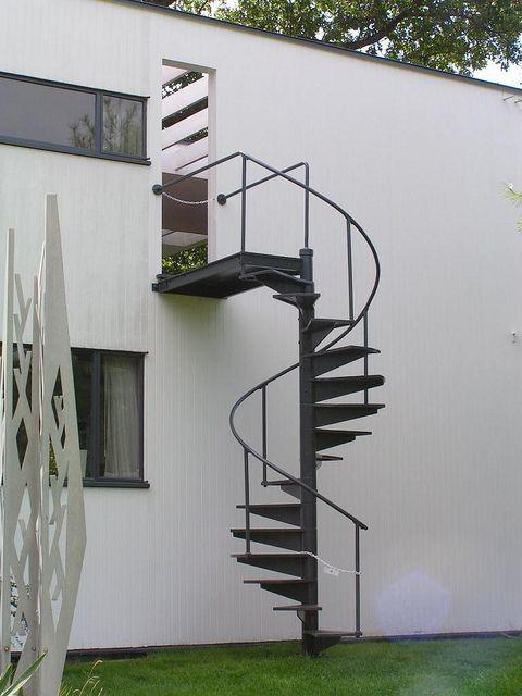 Gropius House Stair - Walter Gropius