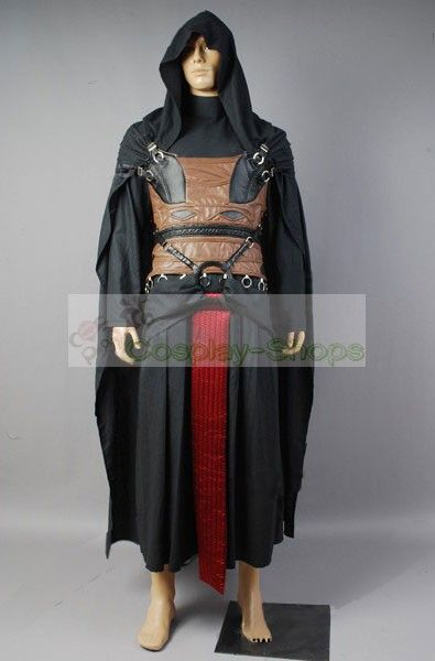 Custom Cheap Star Wars Darth Revan Outfit Cosplay Costume In Star Wars Darth Revan For Sale Online- Cosplay-Shops.com