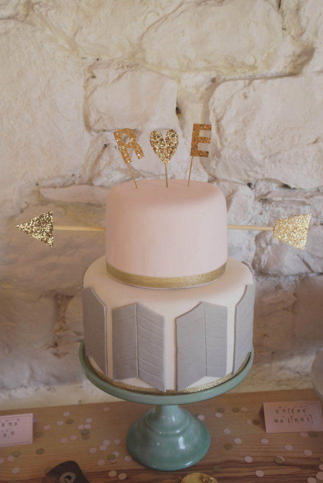 BIG BEAR BAKERY // modern wedding cake scotland