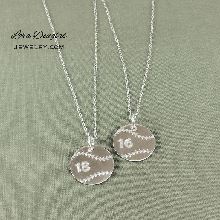 ⚾️ Baseball/Softball Charms ⚾️ #baseball #softball #sports #jewelry #jewellery #necklace #silver #silverjewelry #sterling #baseballjewelry #handmade #shophandmade #shopetsy #shopping #graduation #graduationgift #seniors #etsy #etsyjewelry
