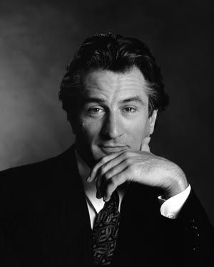 He is Robert De Niro. He was born in 17 august 1943 and he his 73. He is american and italian. He his actor and realisator. He played in Taxi Drive and Jennifer on My Mind and a lot of films.