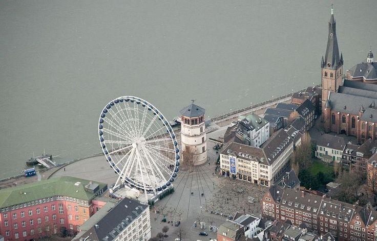 Fotos: Düsseldorf aus der Luft