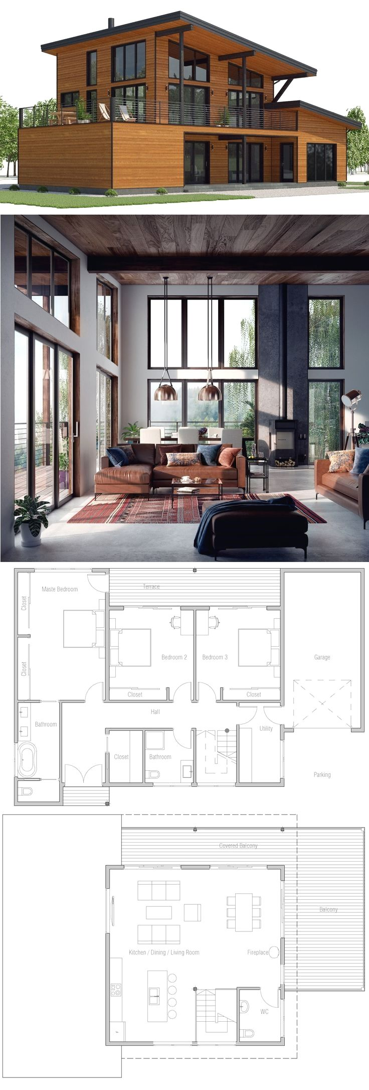 Modern Luxurylife Instaday Tendencia Instadaily Ideas Homes Luxuryhome Interior Arquitectura Architecture House House Plans House Layouts