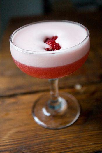 Clover Club Vintage Cocktail