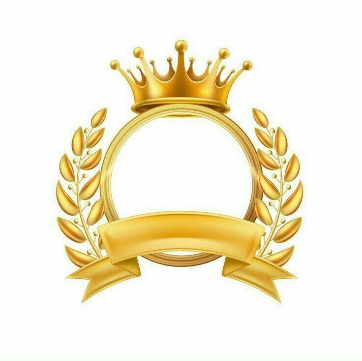 Pin oleh Fransisca ClaudynaPR di logo | Bingkai, Emas ...