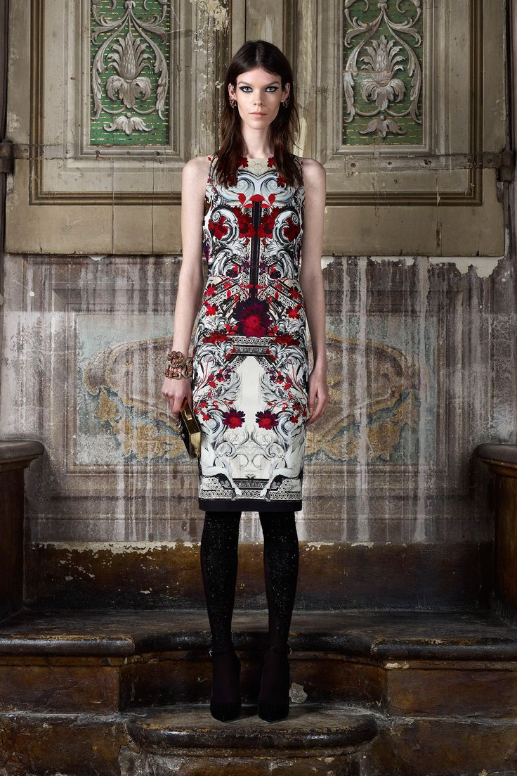 jordan air lab Roberto Cavalli Pre Fall    Collection  Gallery  Style com