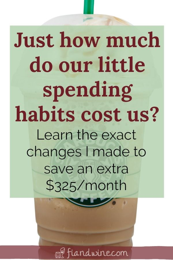 Learn How I Made Small Changes In My Spending Habits That Added Up To Over 325 In Extra Saving Every Month Once Personal Finance Single Mom Finances Finance