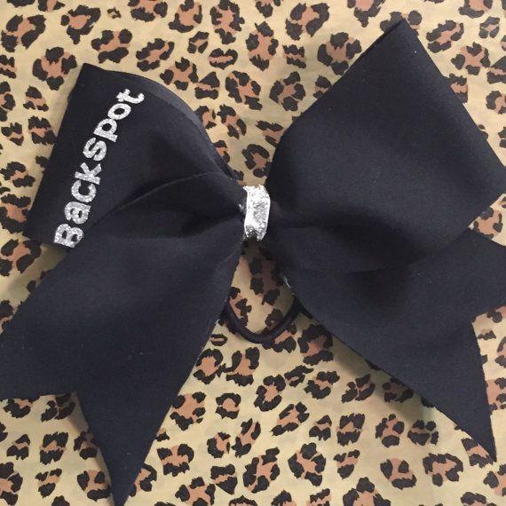 Backspot glitter bow $12.00