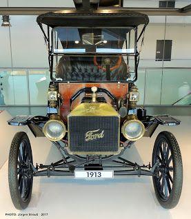 FORD T-MODELL  Hersteller/ Manufacturer: Ford Motor Company Motor/ Engine:  R...