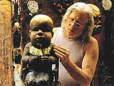 5/13- Happy Birthday, Kurt Trampedach, Danish painter, sculptor, 1943-2013.