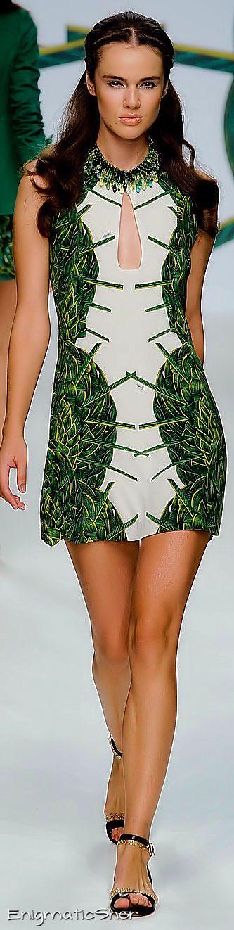 Jo No Fui Spring  Milan Fashion Week