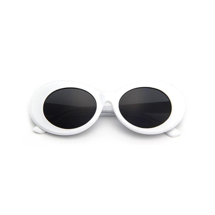 Nevermind Sunglasses in White