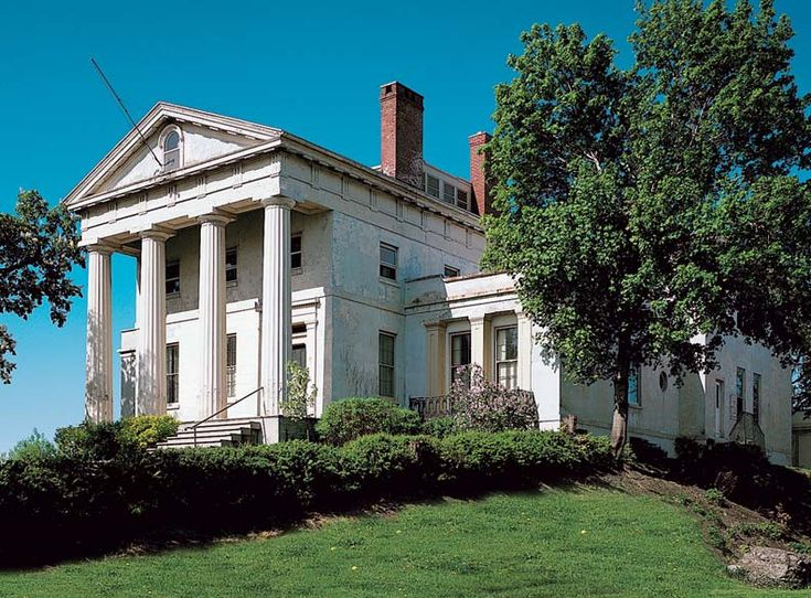 Homes With Columns an old-house tour of rochester, new york | ely, wood houses and