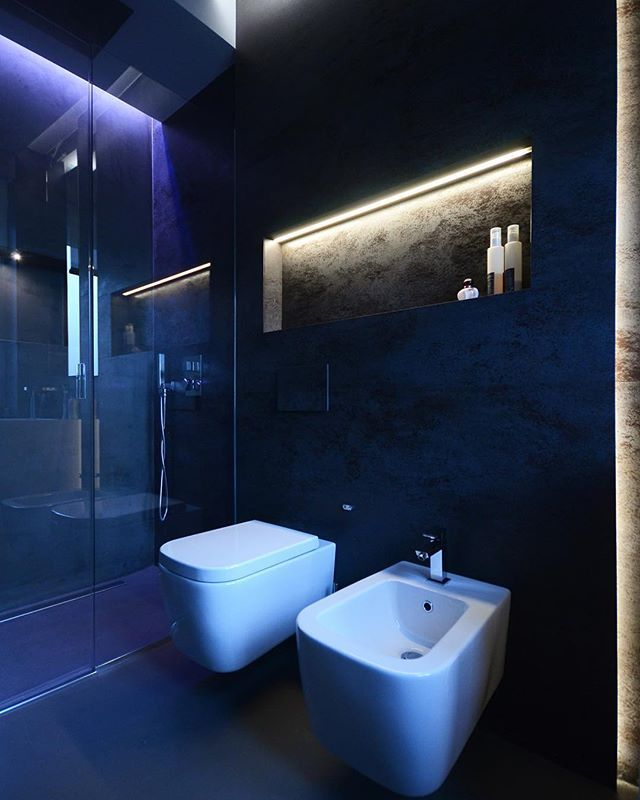 Some details of our recently finished #interior project in Bologna, Italy. #bathroom #lighting #design #interiordesign #emporioorenga #bologna #italy