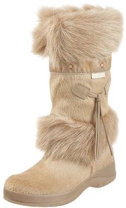 Tecnica Womens Skandia Fur Cold Weather Fashion Boot