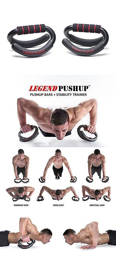 Push Up Stands 158925: Legend Pushup Push Up Bars Stability Trainer -> BUY IT NOW ONLY: $46.69 on eBay!