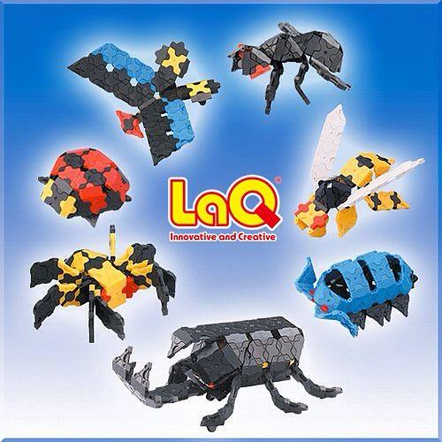 LaQ'nun Böcek Dünyası #çocuk #oyuncak #oyun #eğlence #model #hobi #lego #böcek #puzzle #LaQ #laqturkiye