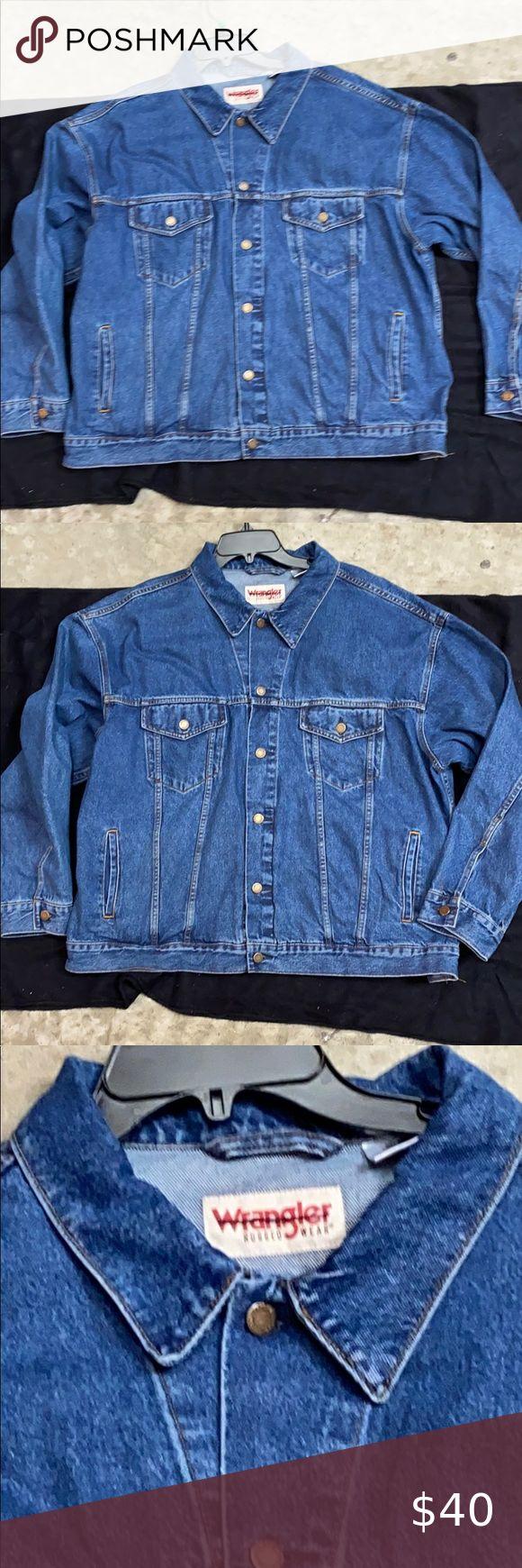 5xl Wrangler Denim Jean Jacket New No Tag 5xl Wrangler Denim Jacket New No Tag Wrangler Vintage Wrangler Jeans Sherpa Lined Denim Jacket Jean Jacket For Girls [ 1740 x 580 Pixel ]