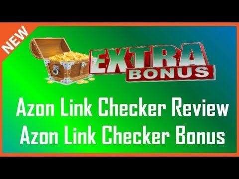 Azon Link Checker Review | Demo + Azon Link Checker Bonus - YouTube