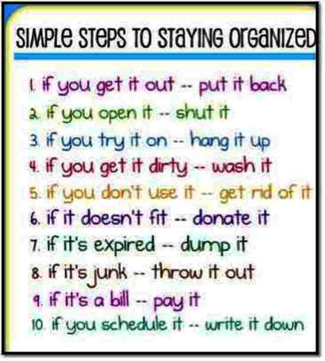 10 simple tips for decluttering your home your life - How Do I Declutter My House