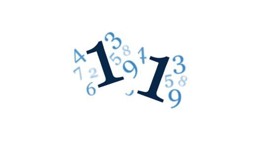 Wibracja numerologiczna liczby 11. Wibracja Mistrzowska.
