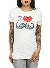 Love mustaches