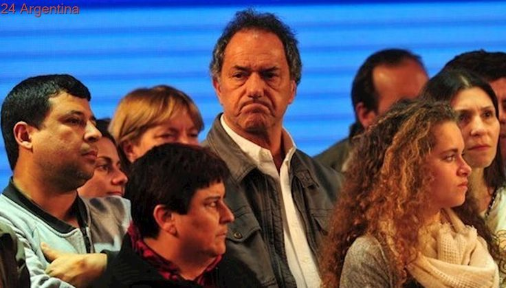 """Daniel Scioli admitió que hubiese aceptado candidatearse """"hasta de consejero escolar"""""""