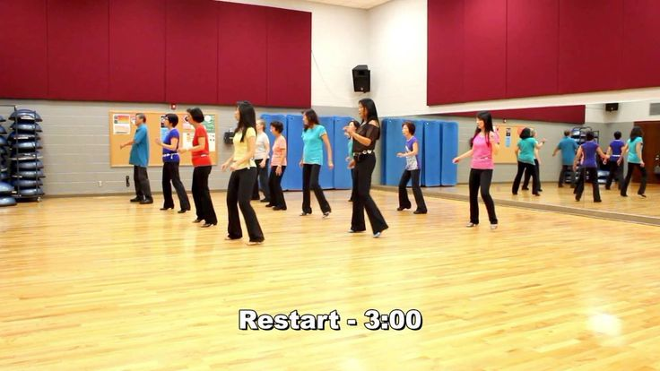 Take Me To The River - Line Dance (Dance & Teach in English & 中文)