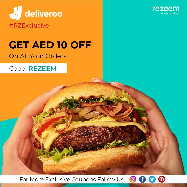 Deliveroo Promo Codes At Rezeem Food Graphic Design Food Coupon Food