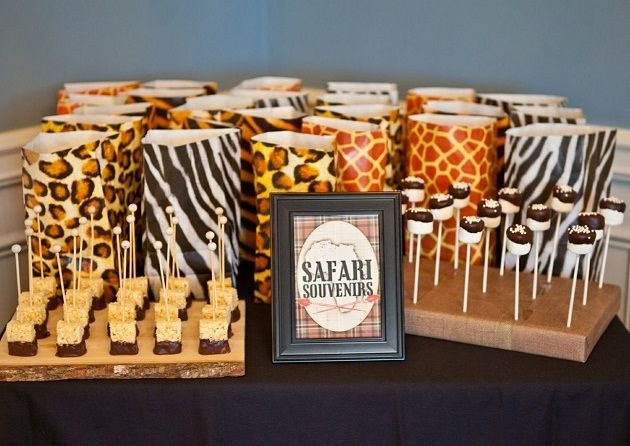Wild Safari Birthday Party {Guest Feature} — Celebrations at Home