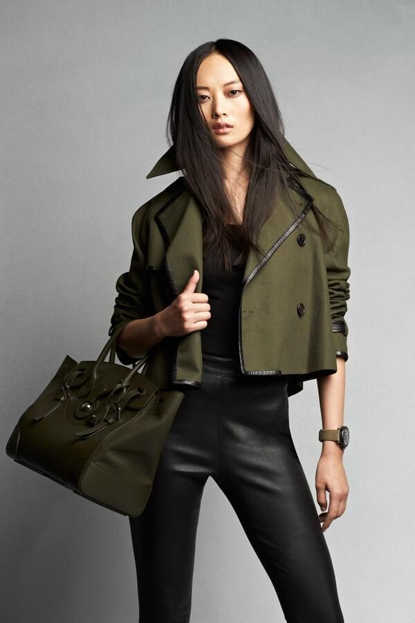 Ralph Lauren 2014 army colors for brave women      I love this outfit!,,,,,!,,