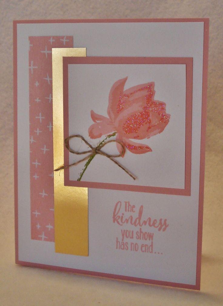 Paper Art Garden: Lotus Blossom Stamp Set