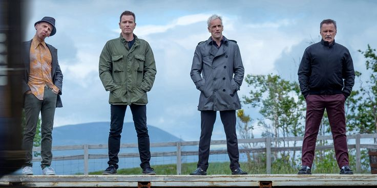 T2 Trainspotting, un film de Danny Boyle : Critique via @Cineseries