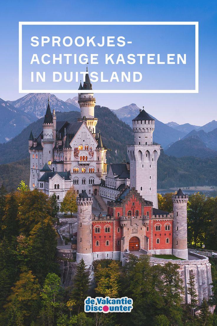 Op zoek naar een veelzijdige bestemming dichtbij huis? Een vakantie in Duitsland is nooit saai! Je vindt er cultuurrijke steden, prachtige natuurgebieden en…. sprookjesachtige kastelen! We zetten de mooiste kastelen in Duitsland voor je op een rij.
