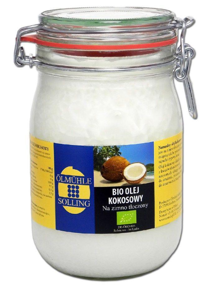 Olej kokosowy rafinowany vs nierafinowany – który wybrać ?