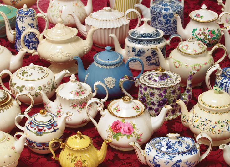 13 Terrific Teapots That Make the Perfect Gift