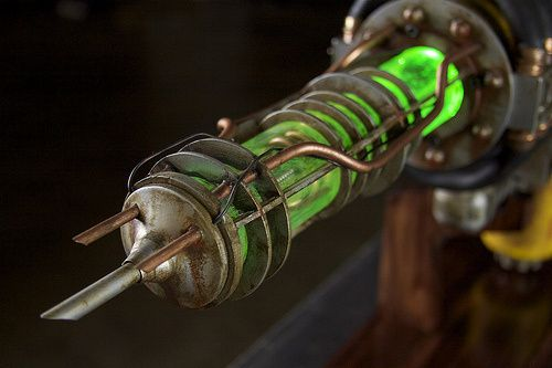Incredible Fallout 3 Replica Plasma Rifle