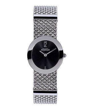 michelle herbelin watches | Michel Herbelin Women's Mesh Bracelet Watch, Designer Jewellery Sale ...