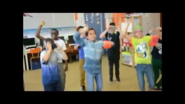 Project Diep in de zee Workshop Dans (Juf  Katrien)