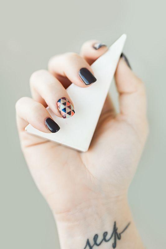 For my beloved sista:-D #nail #nails #nailart #unha #unhas #unhasdecoradas