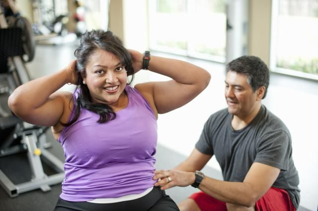 How to Start a Workout Routine If You're Overweight