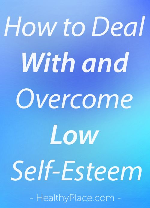 thesis on low self esteem This thesis is being submitted in partial fulfilment of the requirements for the   lack of research on the causal effect of psychological health on self-esteem.